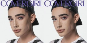 James Charles cover