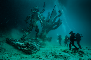 hydra_and_kali_discovered_by_four_divers