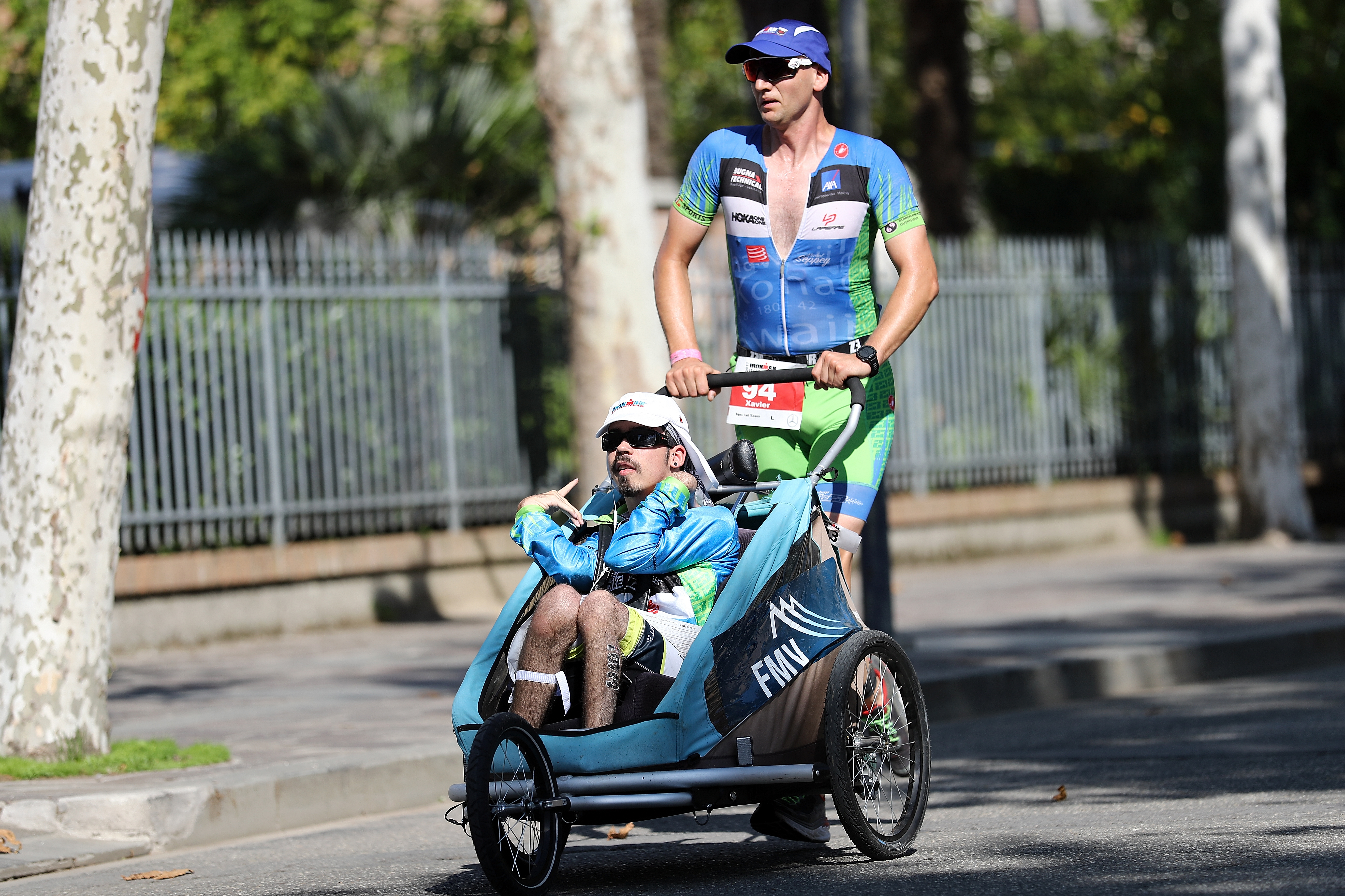 CERVIA, ITALY - SEPTEMBER 23: During IRONMAN Italy Emilia Romagna on September 23, 2017 in Cervia, Italy. (Photo by Bryn Lennon/Getty Images for IRONMAN)